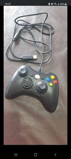 Joystick de xbox 360, se puede usar en pc también