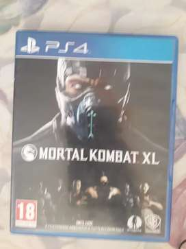 Vendo Mortal Kombat XL