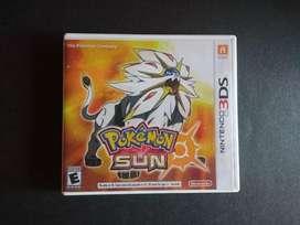 Pokémon Sun (Sol)