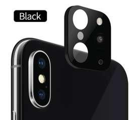 Protector De Lente Para Cámara iPhone XR Tipo iPhone 11