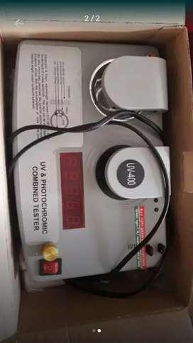 Vendo tester de medición para filtro UV
