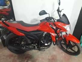 Moto Suzuki Hayate