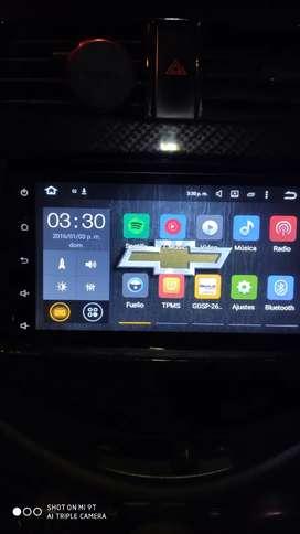 Radio Android Doble Din 45w X 4