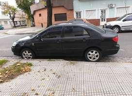 VENDO TOYOTA COROLLA 1.8 S-EG CUERO 2004 AUTOMATICO USADO