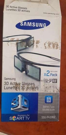 Pack Gafas 3d