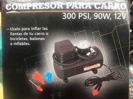 Compresor para carro