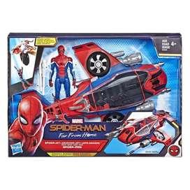 Marvel Spider-man Far From Home Spider-jet Original