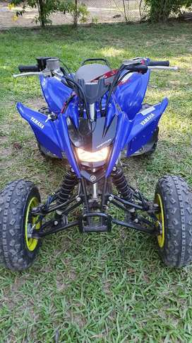 Cuatriciclo Yamaha Raptor 125cc