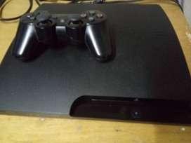 PS3 SLIM DE 1TB EN BUEN ESTAD0
