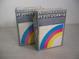 ENCICLOPEDIA FOCAL DE FOTOGRAFIA 2 TOMOS NUEVOS