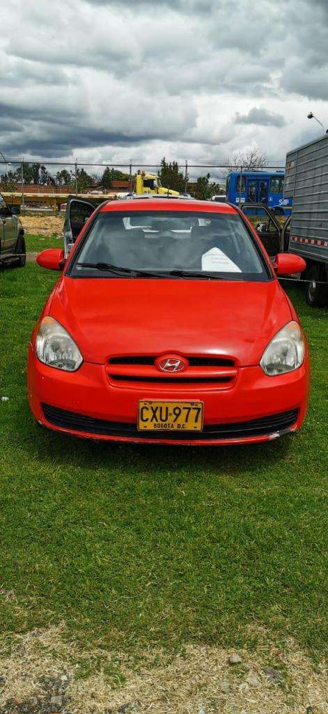 Hyundai Accent Coupe 2008 0