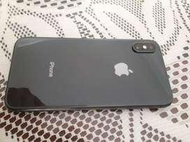 IPHONE XS 64GB 10/10 (MENOS DE 1 AÑO DE USO)