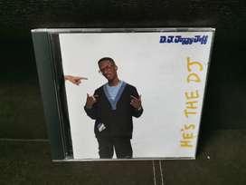 DJ Jazzy Jeff fresh Prince - he's the rapper edicion 1988 origen U.S.A