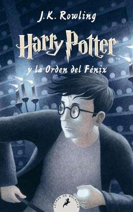 Harry Potter y la Orden del Fenix por J.K. Rowling