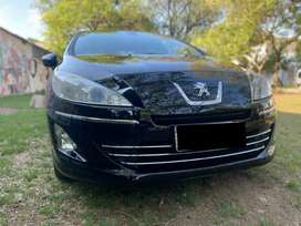Peugeot 408 2012 con gnc! 87mil km