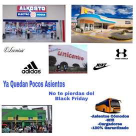 Tour de compras viernes negro en Pasto