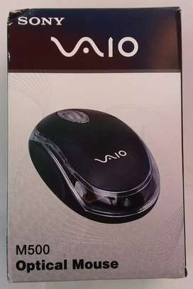 Mouse óptico Sony Vaio M500 alámbrico