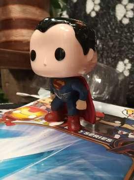 Extraordinarios héroes pop Superman