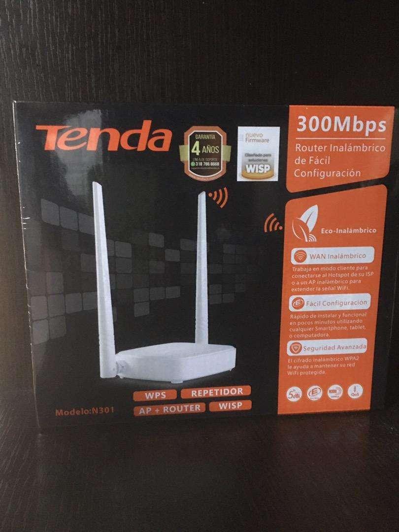 Rompe muros TENDA en caja nuevo. 0