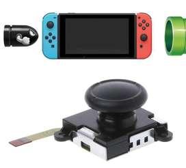 Repuesto Sensor Analogico Joystick Nintendo Switch