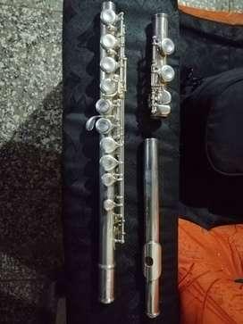 Vendo flauta traversa yamaha211