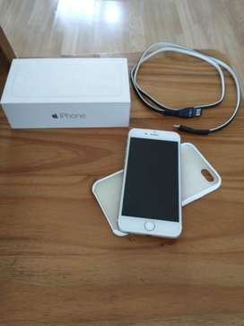 Iphone 6 16 gb libre de todo