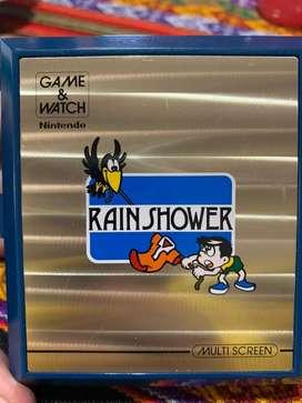 Rain Shower - NINTENDO Game & Watch