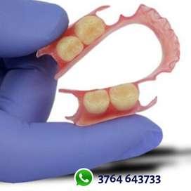 Mecánico Dental Prótesis Dentales flexibles