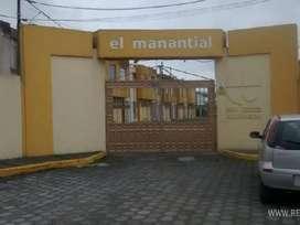ALQUILER DE CASA - CONJUNTO EL MANANTIAL