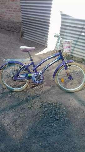 Vendo bici de nena OLMO