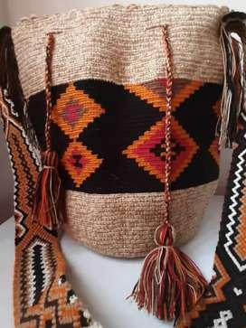 Venta de mochilas Wayú