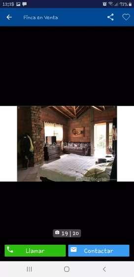 Se arrienda o se vende casa finca ubicada perteneciente al Retiro en via a la Ceja