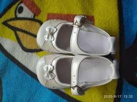Zapatos para bautizo niña