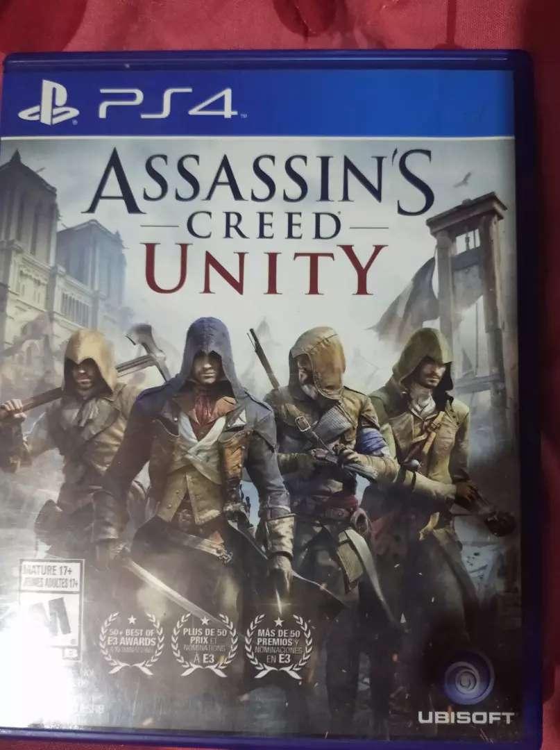 Assassins Creed Unity PS4 0