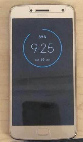Vendo Moto G5 Plus de 32Gb