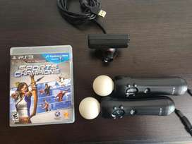 Combo Move Starter PS3