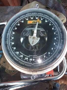Balanza de reloj (falta el plato)