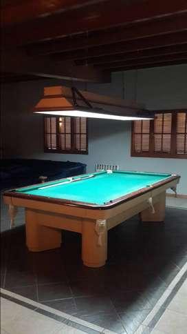 Mesa de pool profesional
