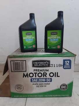 Aceite para motor