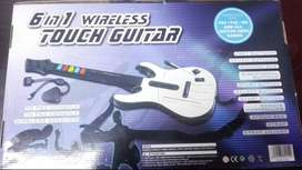 GUITARRA PS2 PS3 Y WII