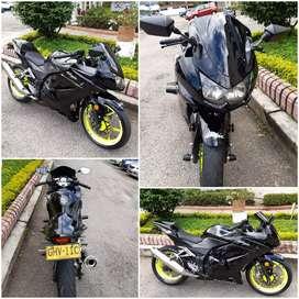 Hermosa ninja 250