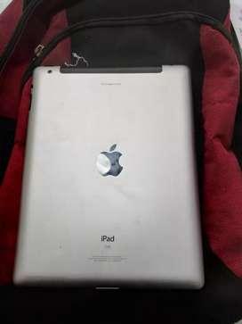 iPad 2, cuenta con 16 gb