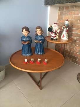 Dos mesas para sala