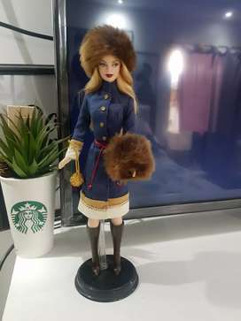 Barbie del mundo Rusia