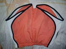 Pantalon gabardina short de jeans y short deportivo Nike original talles 36
