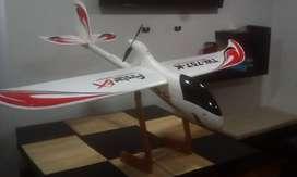 Aeromodelo planeador BNF