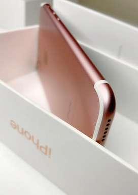 Iphone 7 golden rose , estado 9/10 , 128 gb