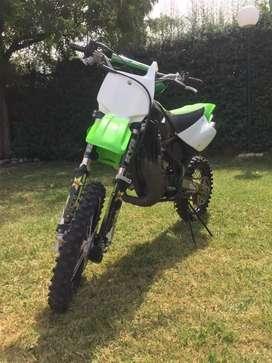 Kawasaki kx85 motocross