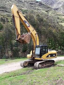 ocacion vendo excavadora CAT 325 CL
