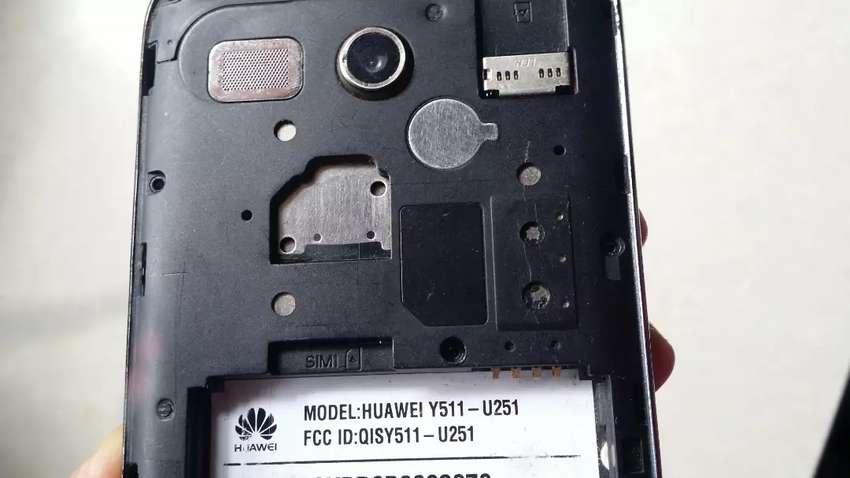 Pantalla de Huawei y511-u251 0